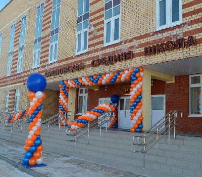 Фроловская средняя школа