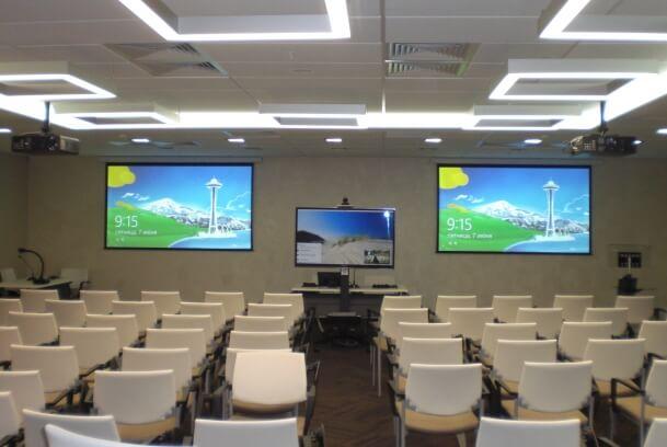 Сдали в эксплуатацию первый в Екатеринбург-Сити конгресс-центр!